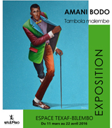 1 mars 2016 | Exposition individuelle d'Amani Bodo